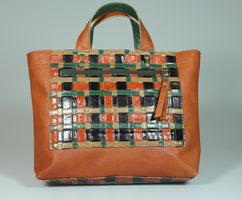 Minishopper Nanda orange multicolor