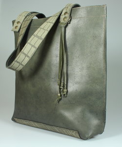 Shopper Jane, groen